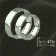 EZÜST Karikagyűrű -LYNETTE
