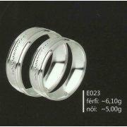 EZÜST Karikagyűrű – E023