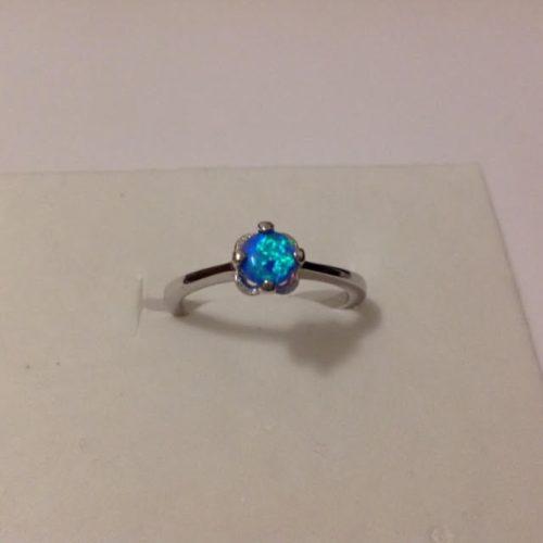 EZÜST Gyűrű Köves – Opál varázskő