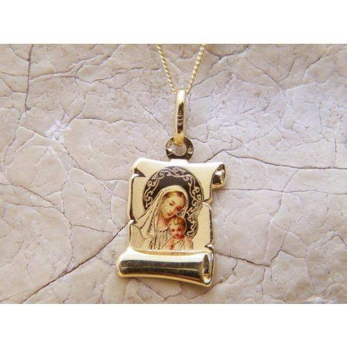 ARANY – Medál – Szent anya kisdeddel