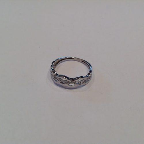 ARANY Gyűrű Köves – Fonódás