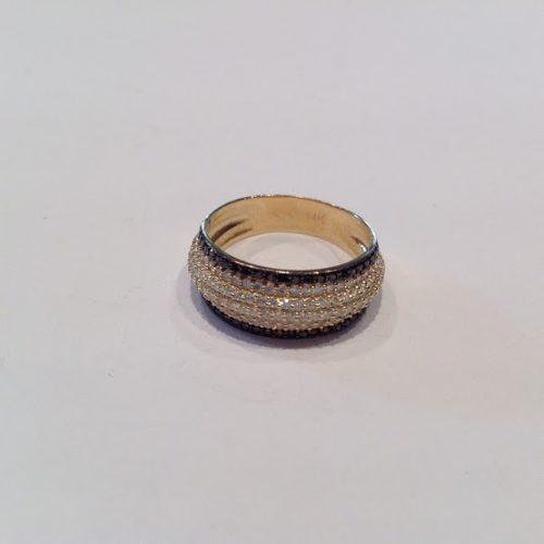 ARANY Gyűrű Köves – Kristályöv