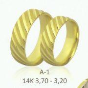 ARANY Karikagyűrű – NEVADA