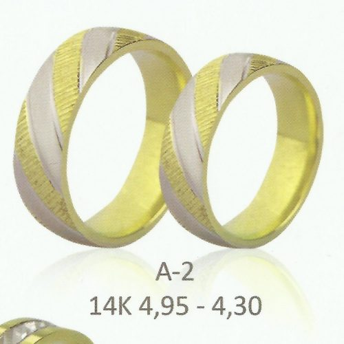 ARANY Karikagyűrű – KENAI