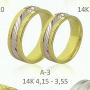 ARANY Karikagyűrű – IBEX
