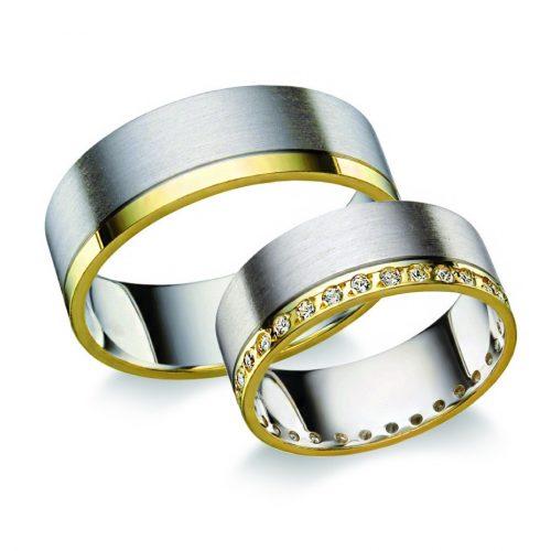 ARANY Karikagyűrű Köves – BANJA