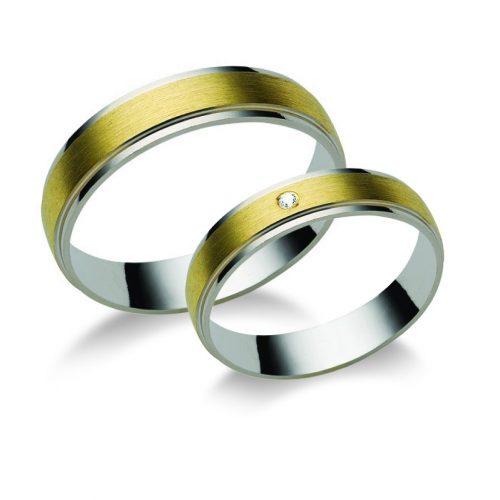 ARANY Karikagyűrű Köves -CESIS