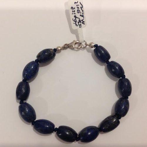 Lapis Lazuli karkötő – FÉRFIASSÁG