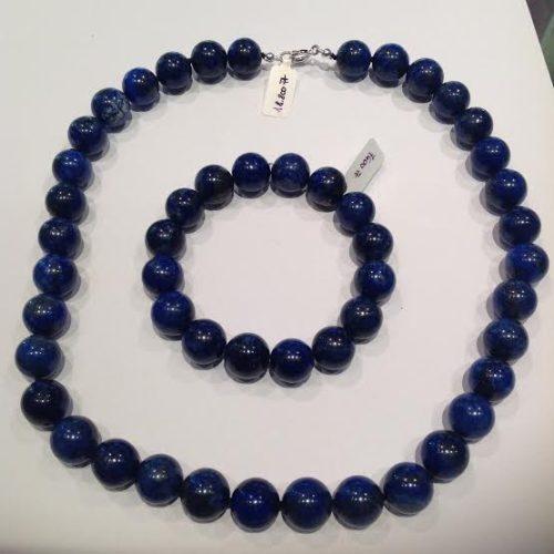 Lapis Lazuli nyaklánc – ADONIS
