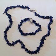 Lapis Lazuli Szett – Tenger kristálya