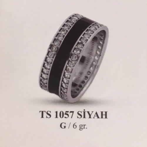 ARANY Kísérőgyűrű – TS1057SIYAH