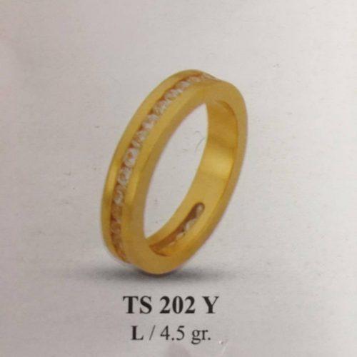 ARANY Kísérőgyűrű – TS202Y