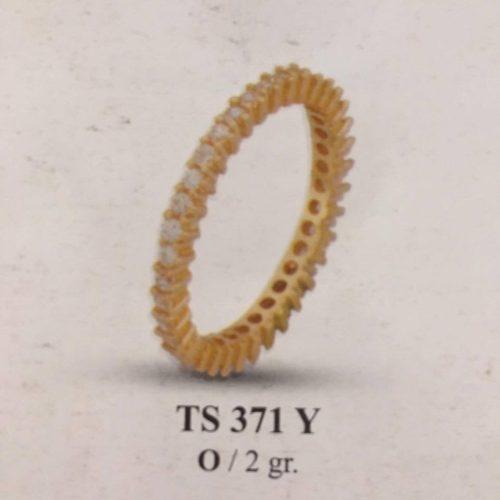 ARANY Kísérőgyűrű – TS371Y