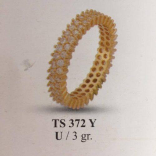 ARANY Kísérőgyűrű – TS372Y