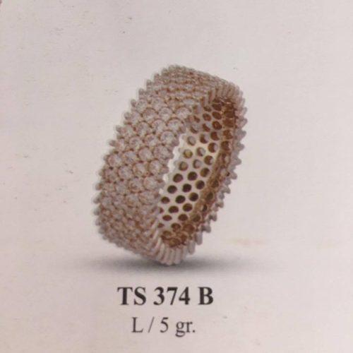 ARANY Kísérőgyűrű – TS374B
