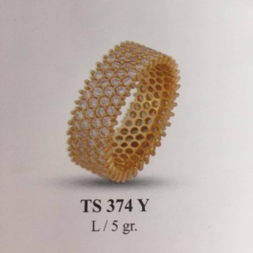 ARANY Kísérőgyűrű – TS374Y