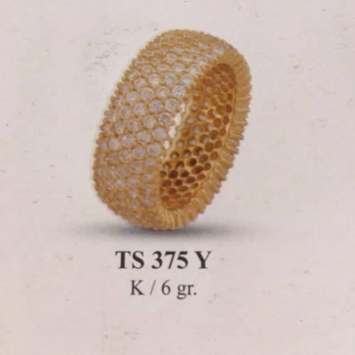 ARANY Kísérőgyűrű – TS375Y