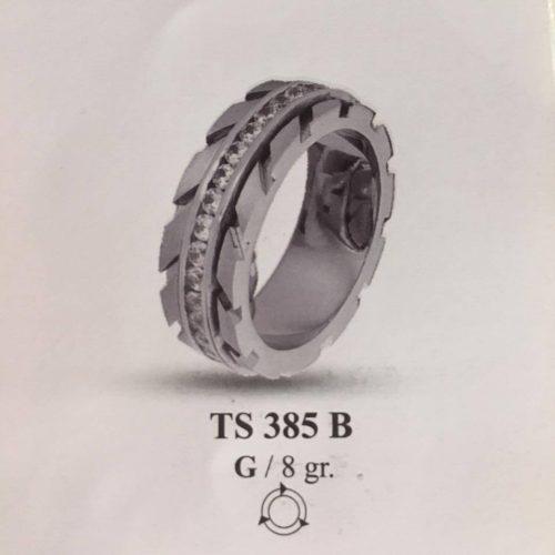 ARANY Kísérőgyűrű – TS385B