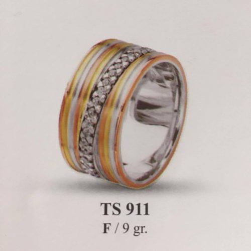 ARANY Tricolor Kísérőgyűrű – TS911