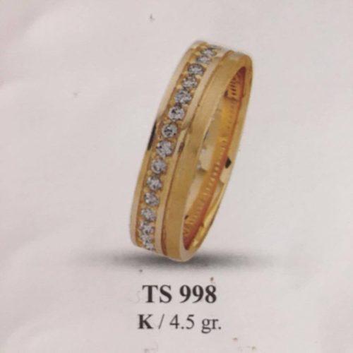 ARANY Kísérőgyűrű – TS998