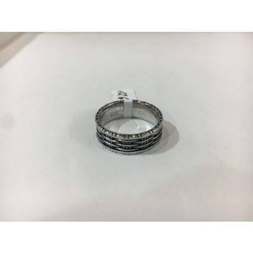 EZÜST Gyűrű-Uniszex